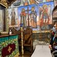 Марияна Николова посети Бачковския манастир