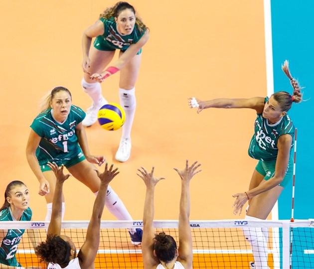 Волейболистката Ева Янева: Франция готви отбор за Париж '24