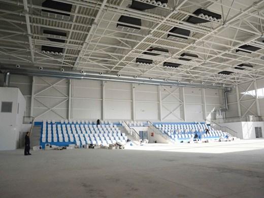 """Залата във """"Владиславово"""" ще бъде втора по големина във Варна (Снимки)"""