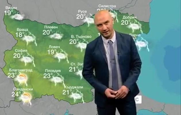 Емо Чолаков слиза от екран