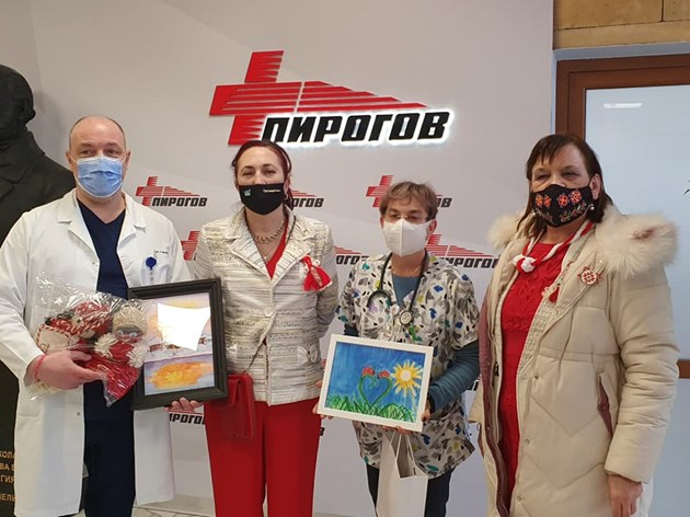 Талантливи деца дариха лекари
