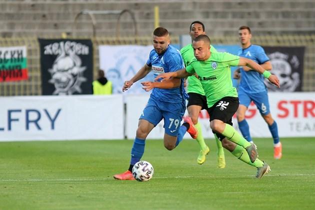"""""""Левски"""" вече има реални шансове за Европа"""