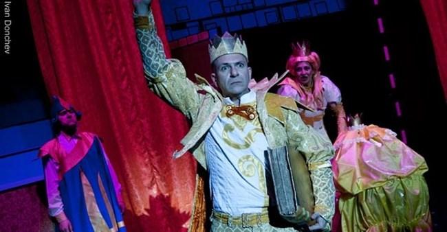 Ще се събуди ли Спящата красавица? Децата ще видят в нова светлина приказката на Шарл Перо в постановката  на Младежкия театър.