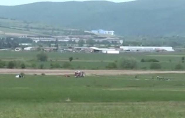 Инцидентът със самолета край Ихтиман станал за 2 минути