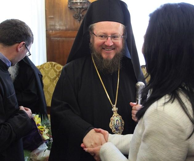 Русенският митрополит Наум: Ваксинирането не е грях!
