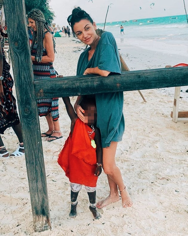 Диляна Попова пак по островите