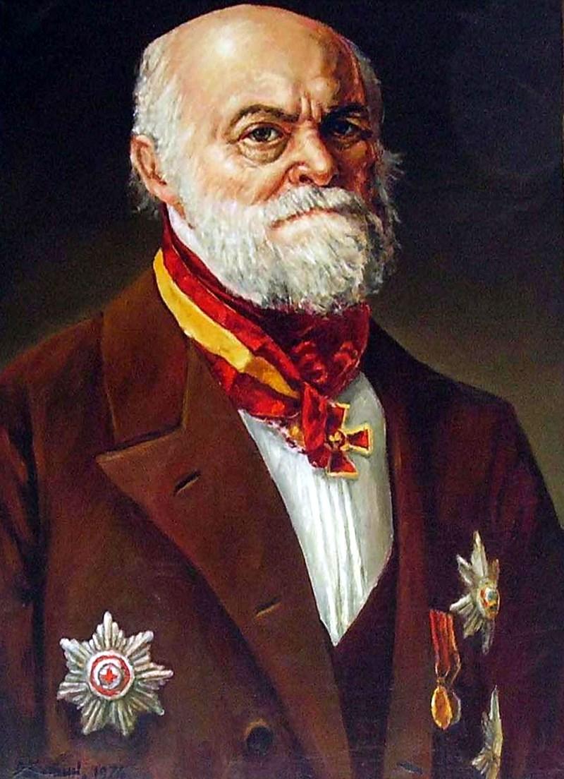 Д-р Николай Пирогов