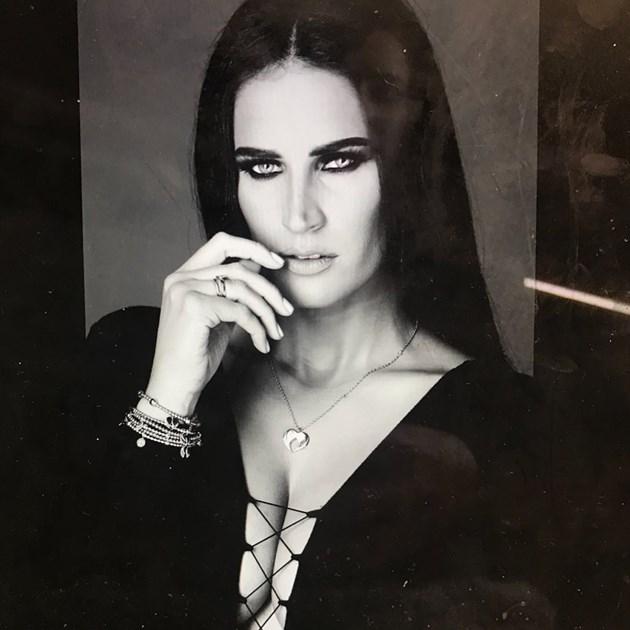 Ерин О'Нийл готова за съпруга на Дракула