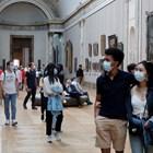 Лувърът отвори днес врати след пауза от 3 месеца