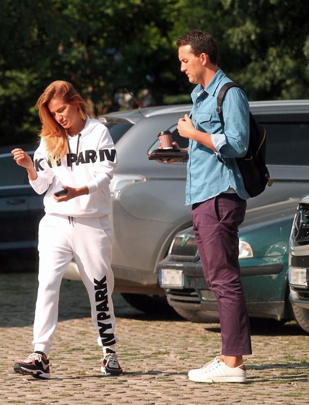 Зайнеб сключи брак с милионера Стоян Балевски