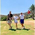 Киркоров тръгва на голф