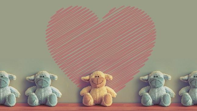 3 причини, поради които децата обичат плюшени играчки