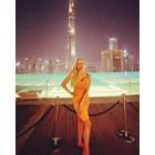Петрова на топло в Дубай