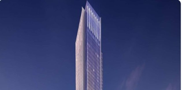 В Ню Йорк издигнаха най-високата жилищна сграда в света