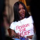 Манекенката Наоми Кембъл беше обявена  за модна икона (Снимки)