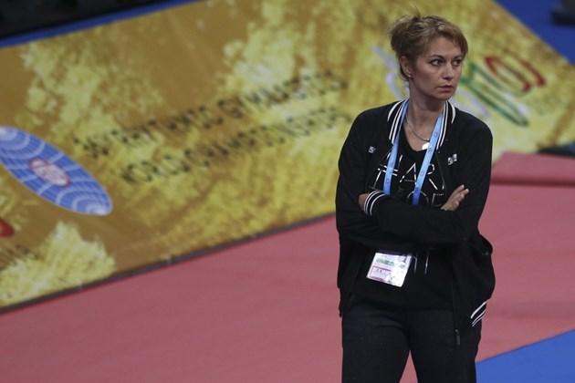 Главният мениджър Бранимира Маркова:  И трите ни гимнастички продължават към Токио