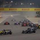 Грожан се взриви на пистата в Бахрейн (Видео, снимки)