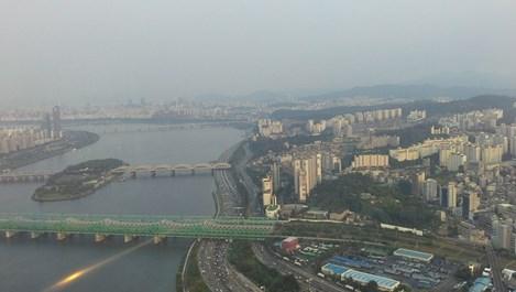 До Сеул и назад