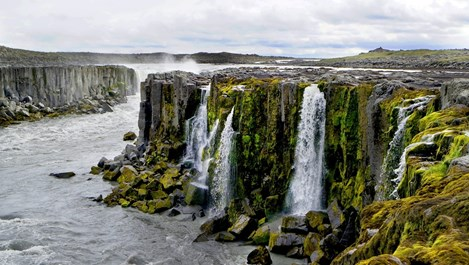 Исландия - страна, родена от вулкани (галерия)