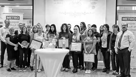 30 кулинарни блогъри получиха награди в 9 категории
