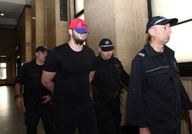 Йоан Матев остава в ареста по обвинение в убийството на Георги в Борисовата градина