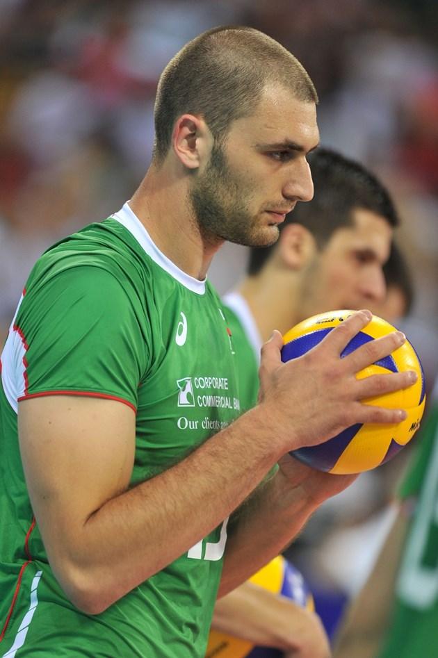 Волейболистът Цветан Соколов: Беше ми тъжно да гледам България по телевизора