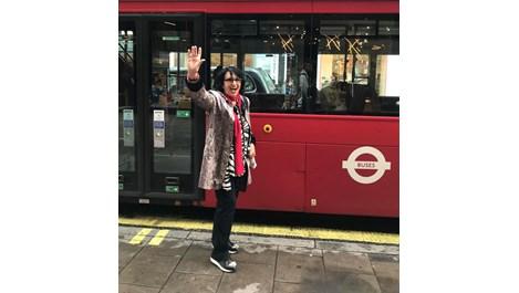 Йорданка Христова започна прощалното си турне по света