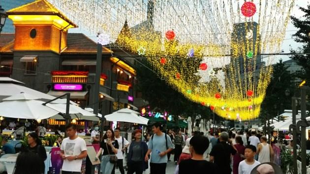 Пет китайски града ще водят развитието на международните центрове за потребление