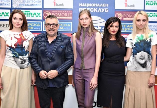 Диляна Матеева представи колекция, вдъхновена от рок музиката