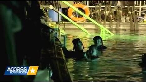Том Круз задържа дъха си под вода за шест минути (видео)