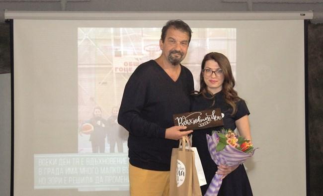 Ники Кънчев и Анета Савова