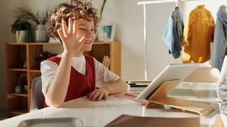 Какво да направите още при първото влизане на детето в интернет