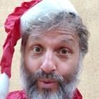 Къци замяза на Дядо Коледа
