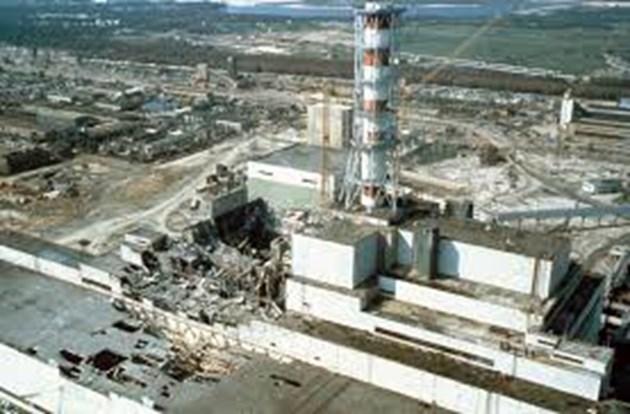 """Чернобил"" гърми като 500 атомни бомби"