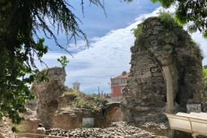 Римските терми във Варна са четвъртите по големина в Европа след две в Рим и една в Германия.