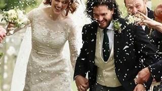 Джон Сноу се ожени