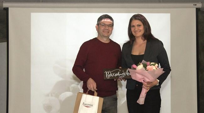 Димитър Коцев – Шошо и Инес Субашка