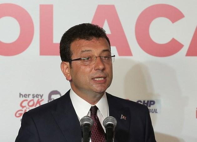 Окончателни резултати: Екрем Имамоглу печели изборите в Истанбул с 54,21%