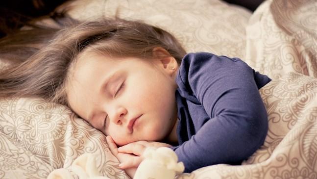 Потене по време на сън при детето
