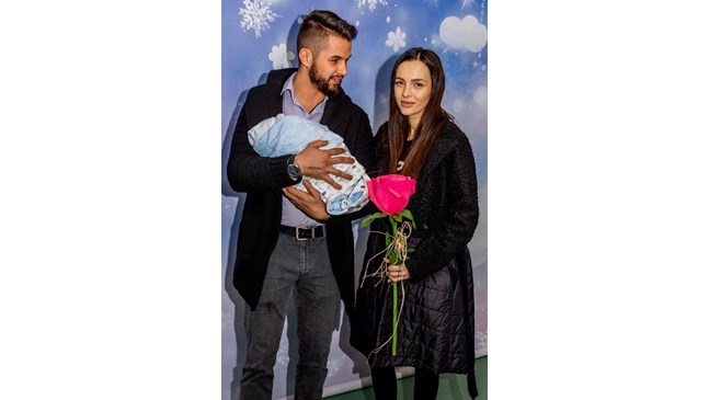 Роди се второ внуче на Аня Пенчева