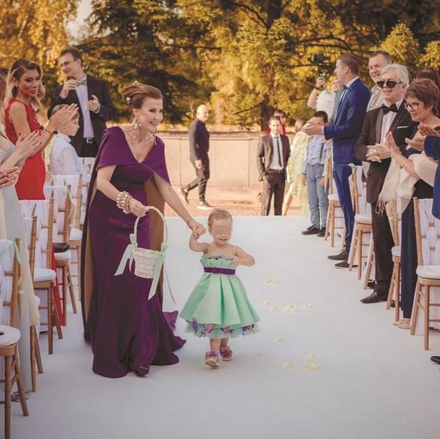 Внучката на Илиана става гимнастичка