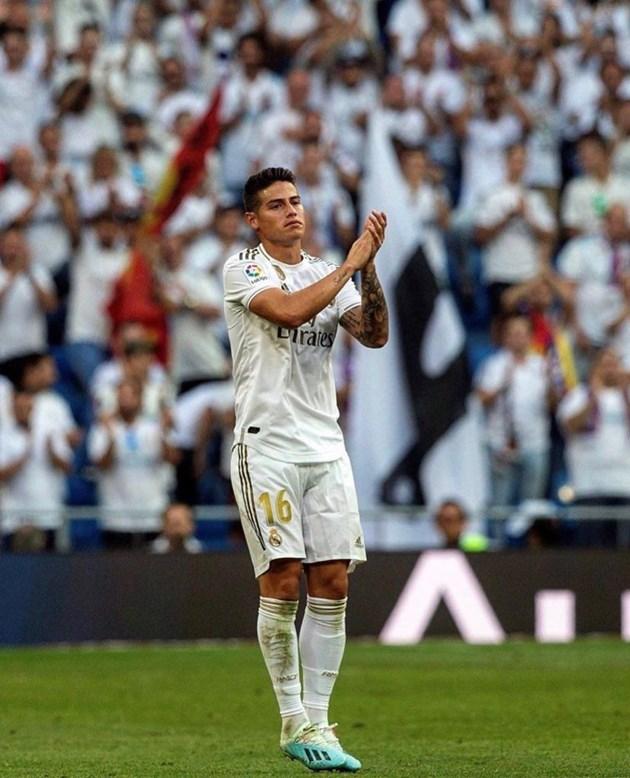 """Легендата Валдерама към Хамес Родригес: Махай се от """"Реал""""!"""
