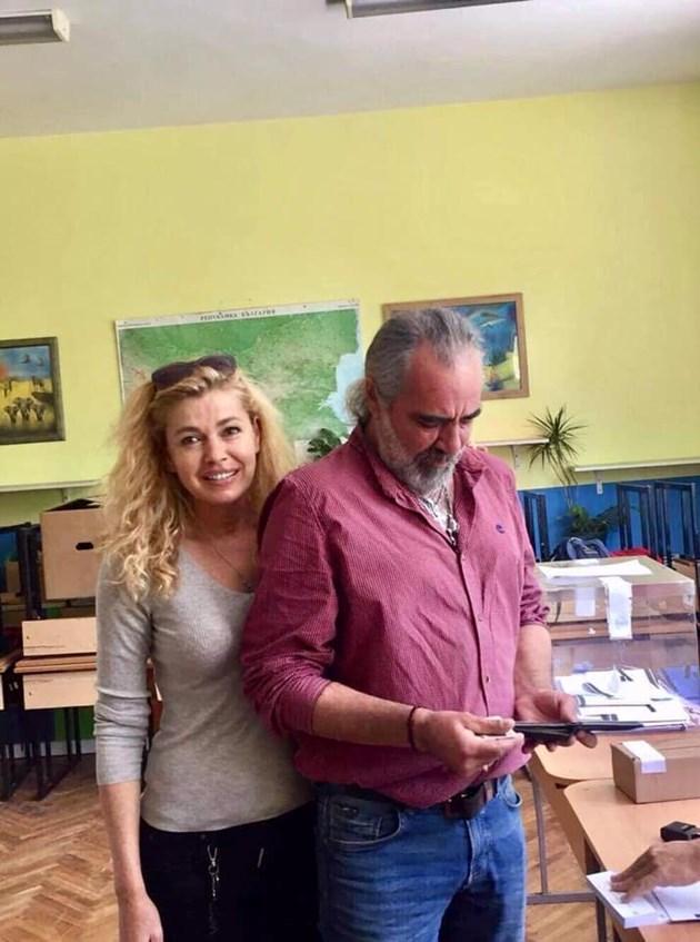 Ернестина Шинова след решението да не последва Слабаков в Брюксел: Дано бракът ни с Андрей оцелее!