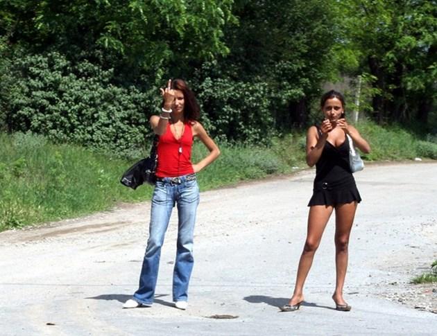 Гаджета изнудват и грабят проститутка