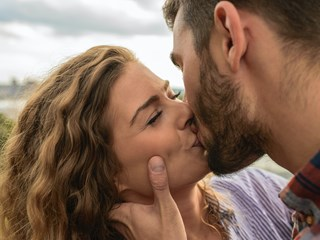 Целувката разкрива колко дълго ще продължи връзката