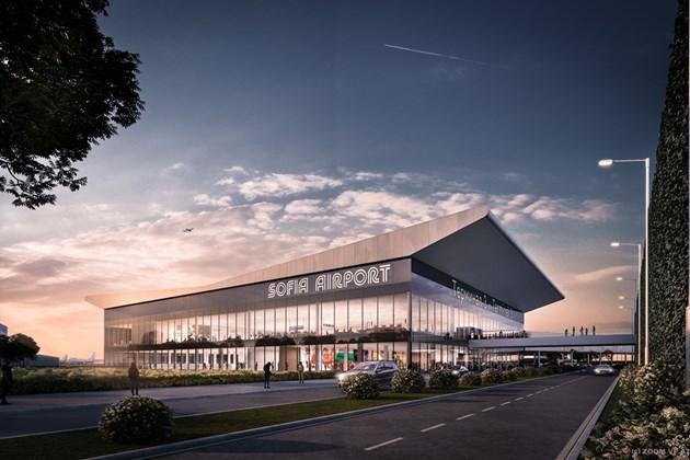 Концесията на летище София  е блокирана от 44 дни