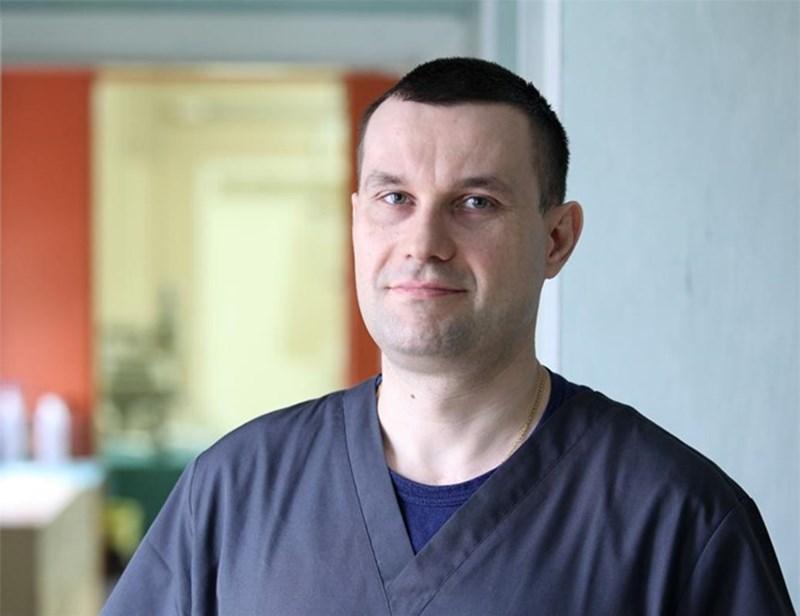 Доц. д-р Добрин Василев СНИМКА: ЙОРДАН СИМЕОНОВ