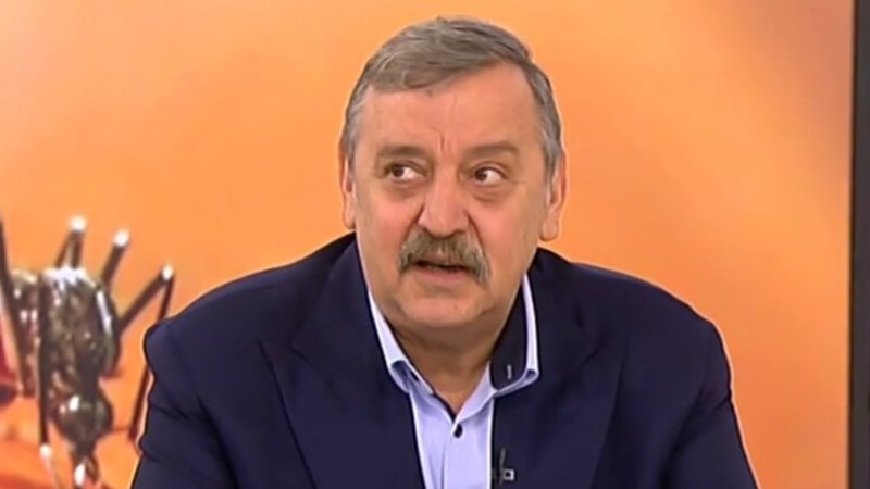 проф. Тодор Кантарджиев Кадър: Нова телевизия