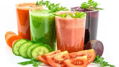 Зеленчуковите сокове - с какво е полезен всеки от тях