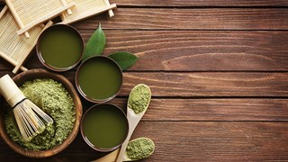 Козметика със зелен чай против бръчки и стареене на кожата